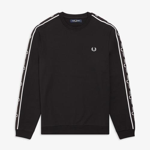 [Authentic] Taped Shoulder Sweatshirt(102)