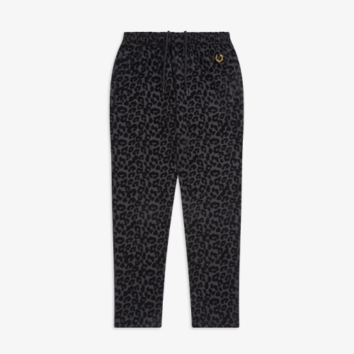 [Miles Kane] Leopard Track Pant(I83)