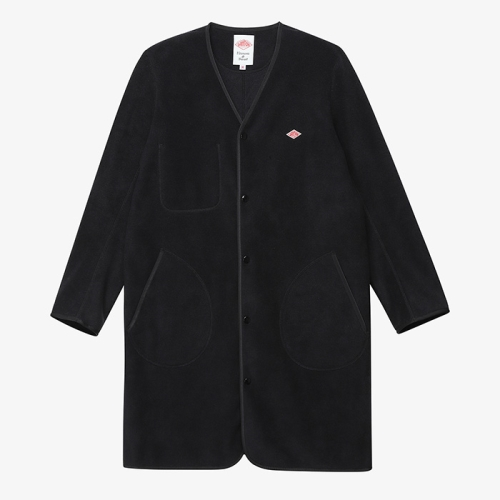 Long Fleece (BLK)