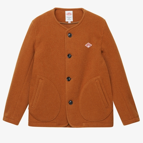 Round Neck Jacket (ORG)