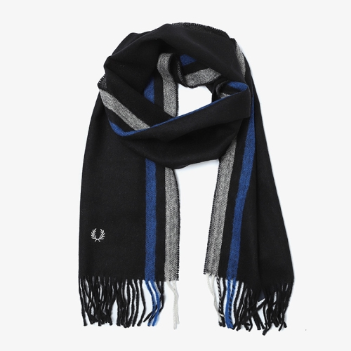 [Authentic] Tipped Woven Scarf(J39)