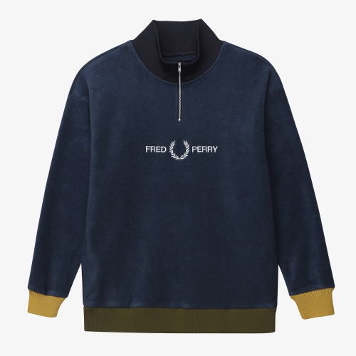 Half Zip Pullover(J01)