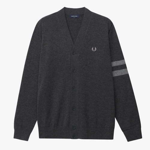 [Authentic] Tipped Sleeve Cardigan(829)