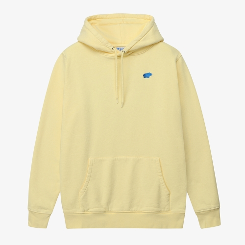Air Cushion Hoodie (YEL)
