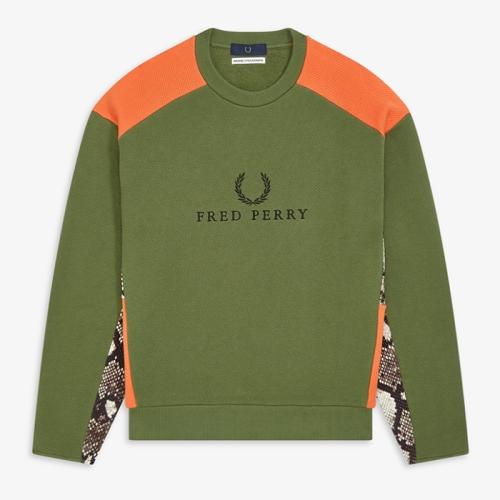 [Akane] Embroidered Sweatshirt(H94)