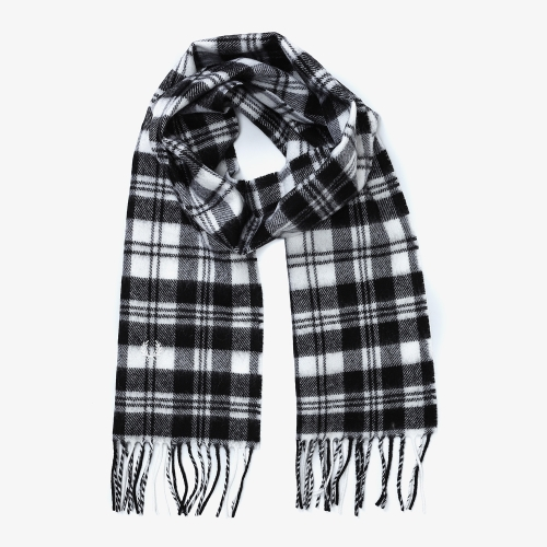 [Authentic] Mod Scott Tartan Scarf(843)