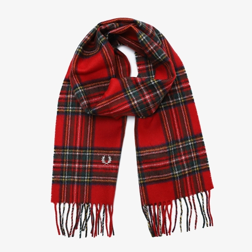 [Authentic] Royal Stewart Tartan Scarf(943)