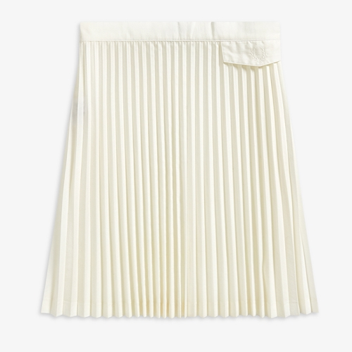 [Margaret Howell] Womens Pleated Skirt(129)