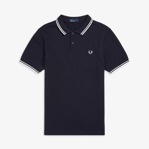[M3600] Twin Tipped Fred Perry Shirt(238)