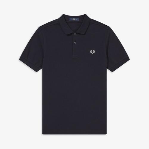 [M6000] Plain Fred Perry Shirt(608)