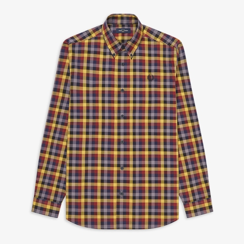 [Authentic] 5 Colour Gingham Shirt(480)