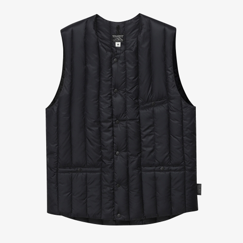 Six Month Down Vest (590)