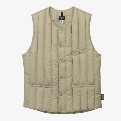 Six Month Down Vest (110)