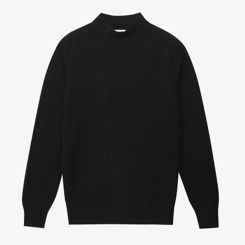 Montand Turtle Neck (BLK)