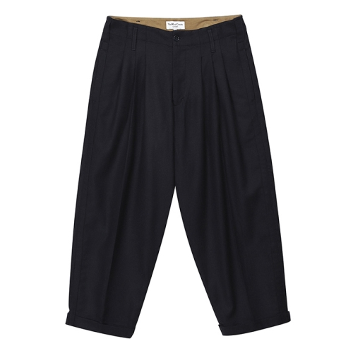Creole Peg Trouser (NVY)