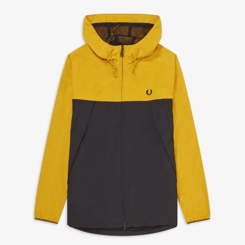 [Authentic] Colour Block Panel Jacket(480)
