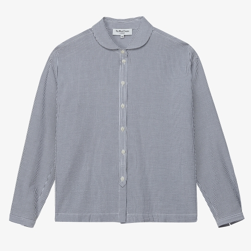 Marianne L/S Shirt (NVY)