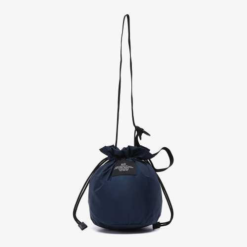 Mini Drawstring Shoulder (NVY)