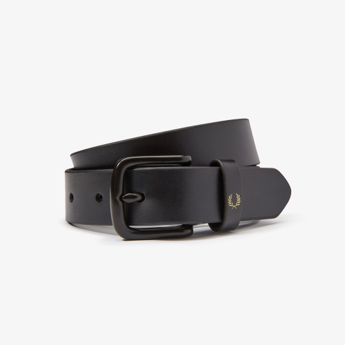 [Authentic] Slim Leather Belt(102)