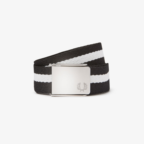 [Authentic] Bomber Tipped Webbing Belt(843)