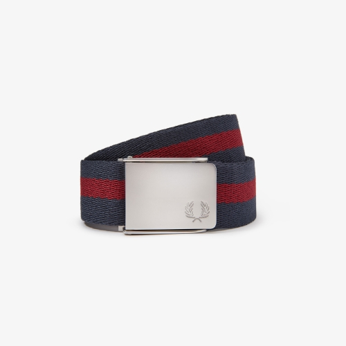 [Authentic] Bomber Tipped Webbing Belt(K15)