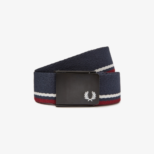 [Authentic] Tipped Webbing Belt(L03)