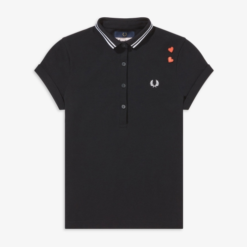[Amy Winehouse] Amy Fred Perry Shirt(350)