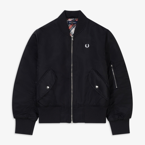 [Authentic] Cropped Ma1 Bomber Jacket(102)