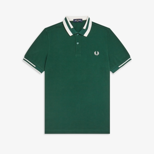 [Authentic] Block Tipped Polo Shirt(426)