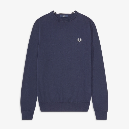 [Authentic] Classic Cotton Crew Neck Sweater(E97)