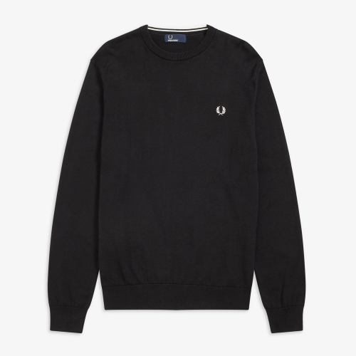 [Authentic] Classic Cotton Crew Neck Sweater(102)