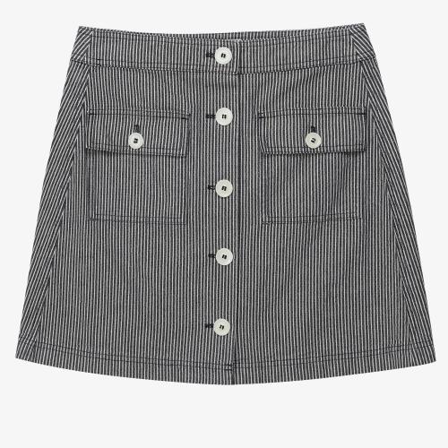 Rapture Skirt  (NVY)