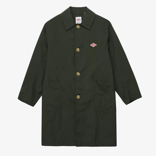 Nylon Coat (GRN)