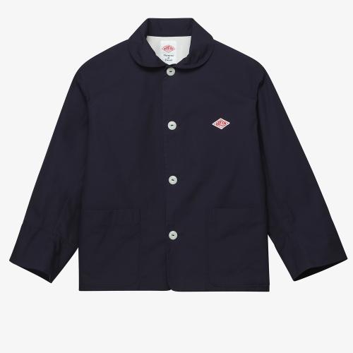 Round Collar jacket (NVY)