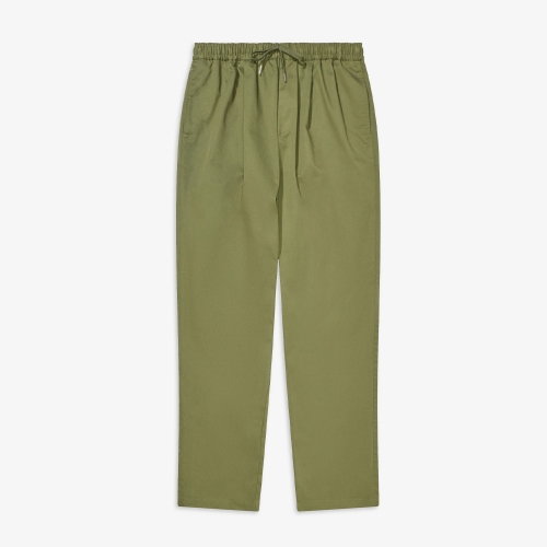 [Authentic] Drawstring Twill Trouser(B57)