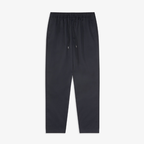 [Authentic] Drawstring Twill Trouser(608)