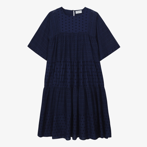 Paloma Dress (NVY)