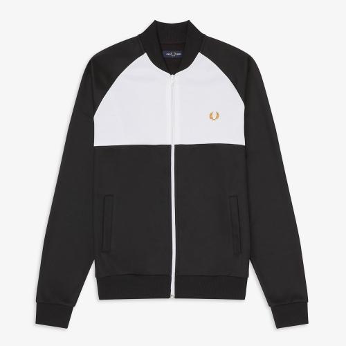 [Authentic] Colour Block Track Jacket(102)
