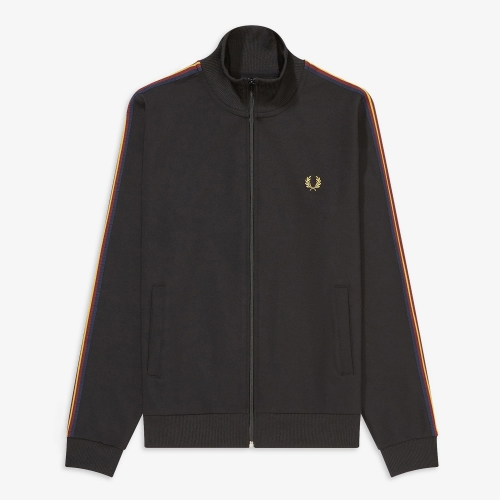 [Authentic] Taped Sleeve Track Jacket(102)