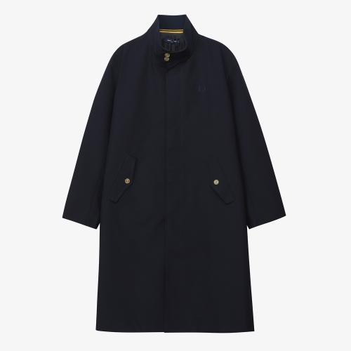 Stand Collar Coat(J01)