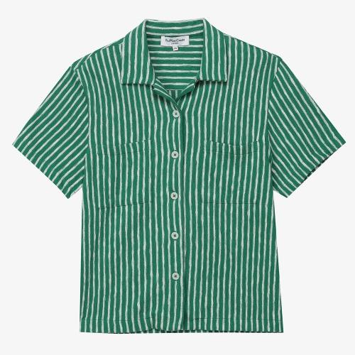 Vegas S/S Shirt  (GRN)