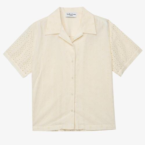Vegas S/S Shirt  (CRM)