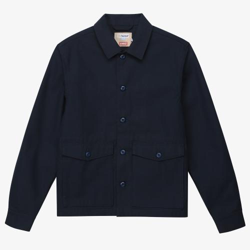 [FARAH]Hopsack Jacket (NVY)