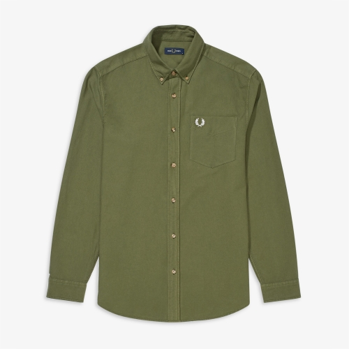 [Authentic] Overdyed Shirt(B57)