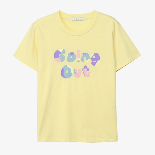 Going Out T-Shirt (YEL)