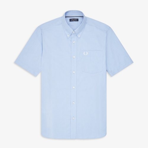 [Authentic] Short Sleeve Oxford Shirt(146)