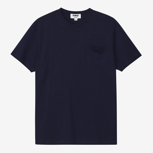 Wild Ones Pocket Tee (NVY)