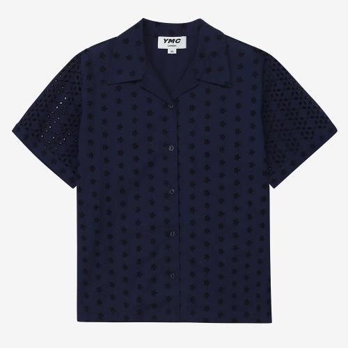 Vegas S/S Shirt  (NVY)