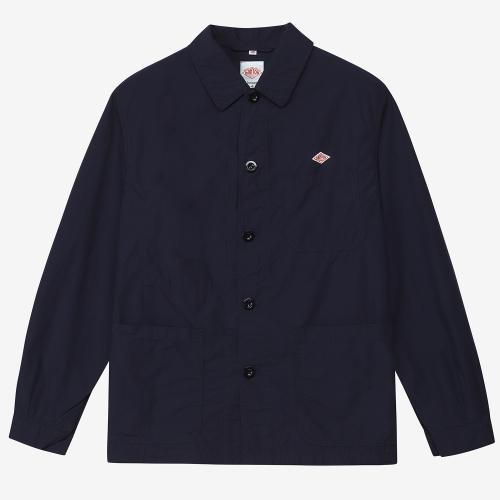 Poplin Shirts Jacket (NVY)