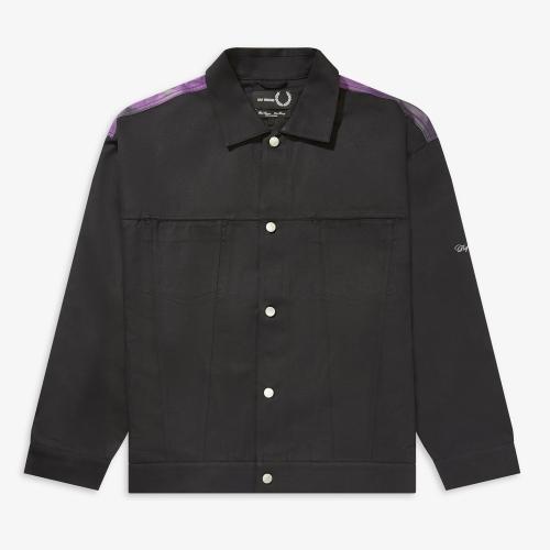 [Raf Simons] Printed Jacket(102)